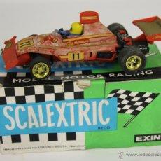 Scalextric: COCHE SCALEXTRIC. FERRARI B-3 FORMULA 1. REF. 4052. ROJO. CIRCA 1970. CAJA ORIGINAL.. Lote 52632388
