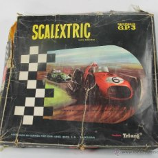 Scalextric: SCALEXTRIC MODELO GP 3. TRI.ANG. COCHE CHAPARRAL GT EN BLANCO.. Lote 45844888