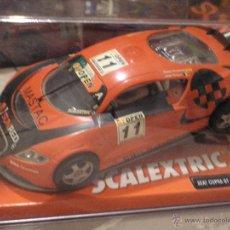 Scalextric: SCALEXTRIC TECNITOYS SEAT CUPRA GT SUNRED NUEVO EN CAJA . Lote 54812890