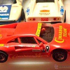Scalextric: FERRARI GTO- EXIN CIMARRON TEAM. Lote 182363386