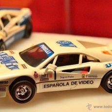 Scalextric: FERRARI GTO-EXIN ESPAÑOLA DE VIDEO . Lote 54889683