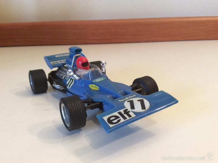 TYRRELL FORD EXIN (Juguetes - Slot Cars - Scalextric Exin)