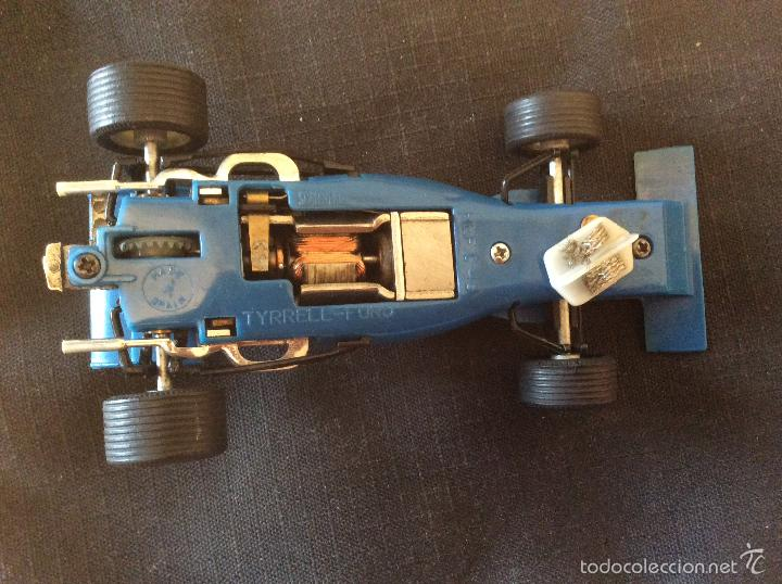 Scalextric: Tyrrell Ford Exin - Foto 2 - 55136460