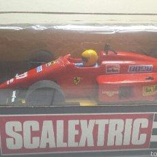 Scalextric: FERRARI F1 SCALEXTRIC EN SU CAJA ORIGINAL. Lote 55283258