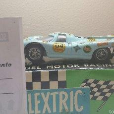 Scalextric: PORSCHE 917 SCALEXTRIC CON CAJA Y MANUAL. Lote 55289314