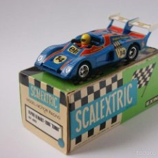 Scalextric: SCALEXTRIC- EXIN - ALPINE RENAULT 2000 TURBO - REF. 4053. Lote 55379608