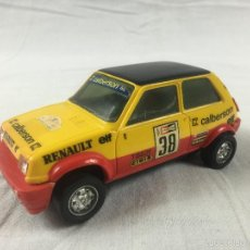 Scalextric: RENAULT 5 TURBO. Lote 56722719
