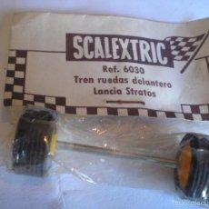 Scalextric - SCALEXTRIC EXIN TREN DELANTERO LANCIA STRATOS - 60395665
