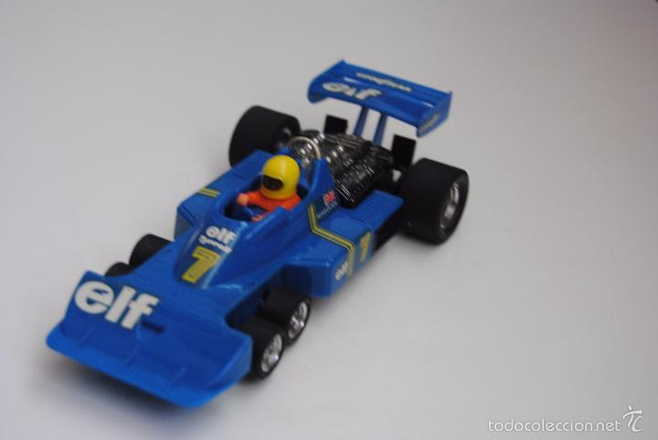 FORD TYRRELL P34 JODY SCHECKTER EXIN REF 4054 MADE IN SPAIN (Juguetes - Slot Cars - Scalextric Exin)
