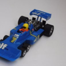 Scalextric: COCHE TYRRELL P34 JODY SCHECKTER EXIN REF 4054 MADE IN SPAIN. Lote 56977244