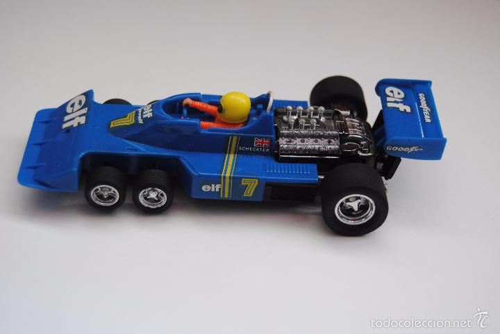 Scalextric: FORD TYRRELL P34 JODY SCHECKTER EXIN REF 4054 MADE IN SPAIN - Foto 2 - 56977244