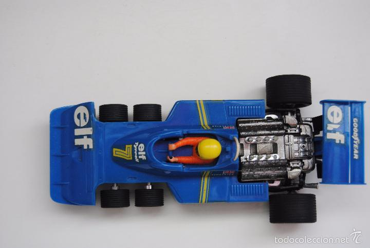 Scalextric: FORD TYRRELL P34 JODY SCHECKTER EXIN REF 4054 MADE IN SPAIN - Foto 3 - 56977244