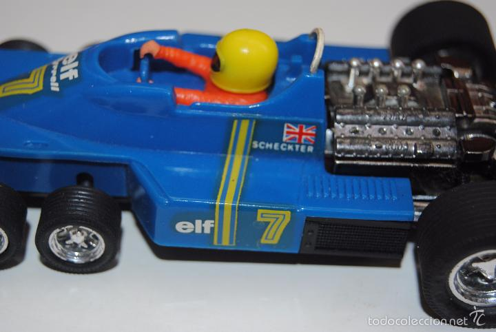 Scalextric: FORD TYRRELL P34 JODY SCHECKTER EXIN REF 4054 MADE IN SPAIN - Foto 4 - 56977244