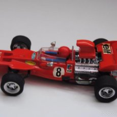 Scalextric: COCHE TYRRELL FORD REF C-48 EXIN MADE IN SPAIN . Lote 56977337