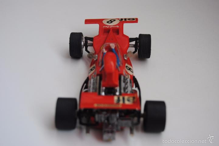 Scalextric: COCHE TYRRELL FORD REF C-48 EXIN MADE IN SPAIN - Foto 3 - 56977337