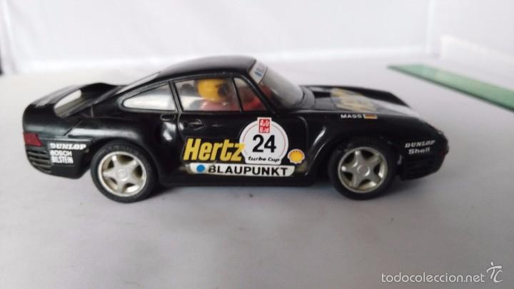 COCHE DE SCALEXTRIC EXIN PORSCHE 959 (Juguetes - Slot Cars - Scalextric Exin)