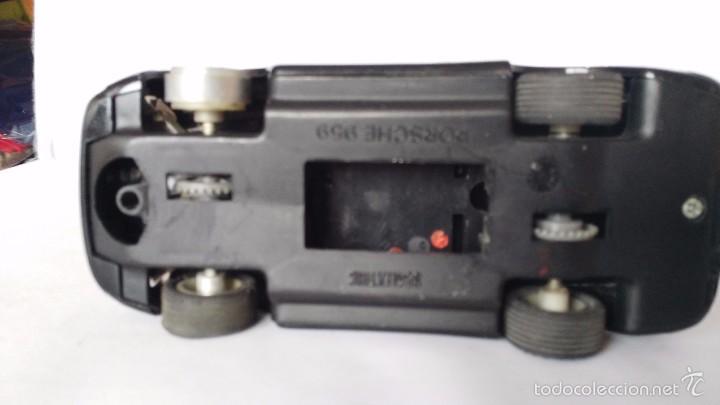 Scalextric: coche de scalextric exin porsche 959 - Foto 4 - 57121199