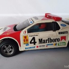 Scalextric: COCHE DE SCALEXTRIC EXIN FORD RS 200. Lote 57121221