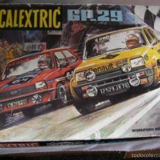 Scalextric: ANTIGUO CIRCUITO SCALEXTRIC EXIN GP-29 . Lote 57181811