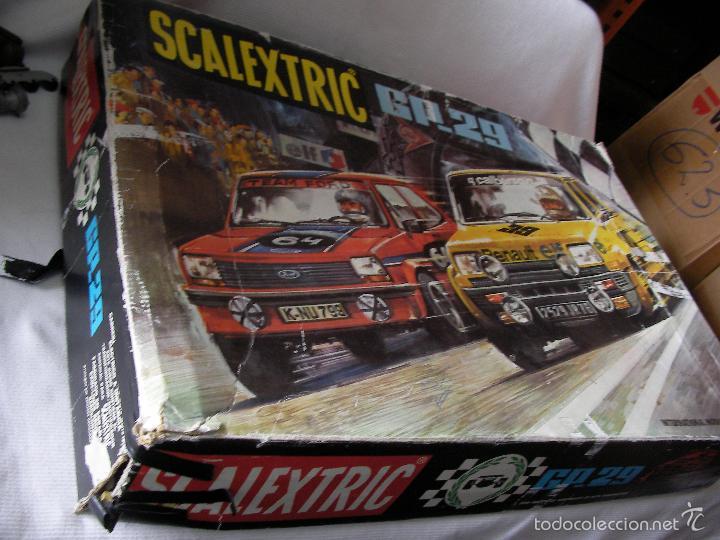 Scalextric: ANTIGUO CIRCUITO SCALEXTRIC EXIN GP-29 - Foto 2 - 57181811