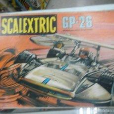Scalextric: SCALEXTRIC EXIN CAJA VACIA CIRCUITO GP26. Lote 57442793