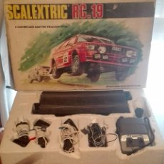 Scalextric: SCALEXTRIC RC-19 INCOMPLETO. Lote 57651597