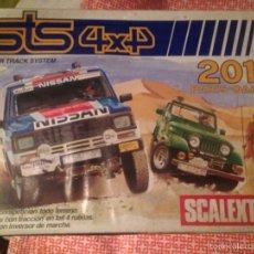 Scalextric: SCALEXTRIC 4X4 BIEN CUIDADO EN SU CAJA DE FABRICA. Lote 58401478