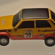 Scalextric: RENAULT 5 CARLBERSON EXIN . Lote 58645098