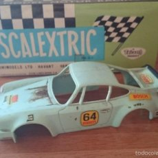 Scalextric: CARROCERIA PORSCHE CARRERA RS SCALEXTRIC EXIN, LEER DESCRIPCION !!!. Lote 86725583