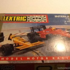 Scalextric: SCALEXTRIC INTERLAGOS TAL DUAL SE VE. Lote 60003807