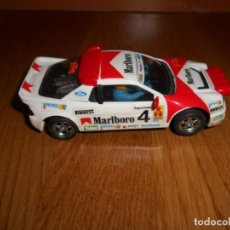 Scalextric: SCALEXTRIC. EXIN FORD RS200 MARLBORO. Lote 63821227