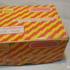 Scalextric: TRANSFORMADOR SCALEXTRIC EN CAJA. Lote 66836186