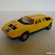 Scalextric: SCALEXTRIC MERCEDES C111 REF C-44 COLOR AMARILLO. Lote 67103885