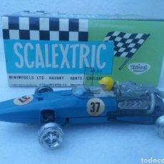 Scalextric: DIFICIL HONDA AZUL TEJANO 2A SERIE SCALEXTRIC EXIN, VER FOTOS !. Lote 67756137