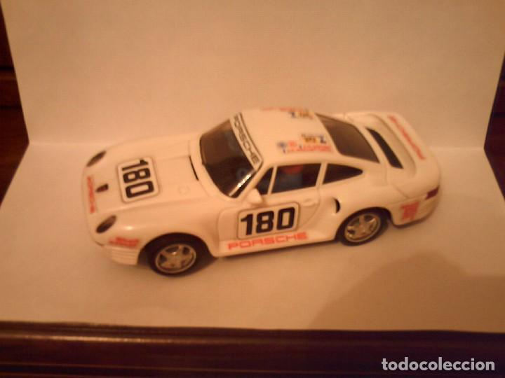 SCALEXTRIC EXIN PORSCHE 959 (Juguetes - Slot Cars - Scalextric Exin)