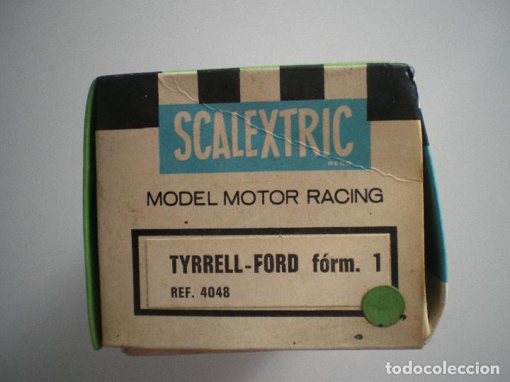 Scalextric: SCALEXTRIC TYRRELL FORD AZUL - Foto 4 - 69619937