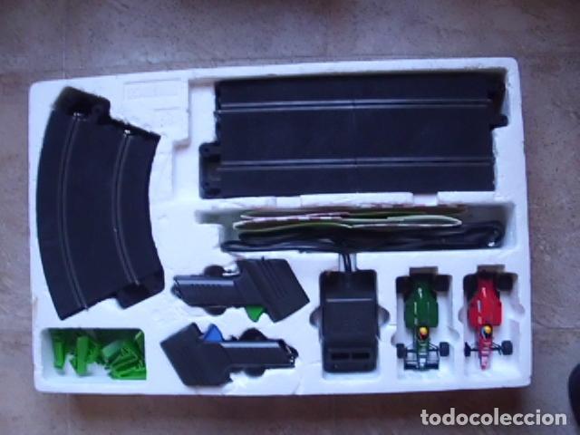 Scalextric: Circuito Scalextric GP58 Ferrari F1/87 de Exin. Funcionando y caja original - Foto 5 - 71940627