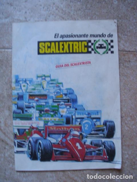 Scalextric: Circuito Scalextric GP58 Ferrari F1/87 de Exin. Funcionando y caja original - Foto 16 - 71940627