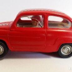 Scalextric: SEAT CT 600 SCALEXTRIC COLOR ROJO , 1º EPOCA , MADE IN SPAIN , TAL COMO SE VE. Lote 70146373