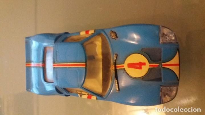 Scalextric: Ford GT Scalextric EXIN ref C-35 - Foto 2 - 72860335