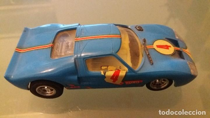 Scalextric: Ford GT Scalextric EXIN ref C-35 - Foto 3 - 72860335