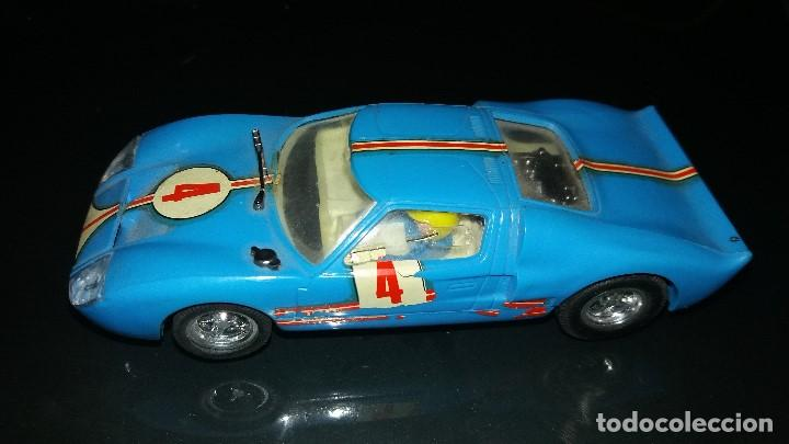 Scalextric: Ford GT Scalextric EXIN ref C-35 - Foto 5 - 72860335