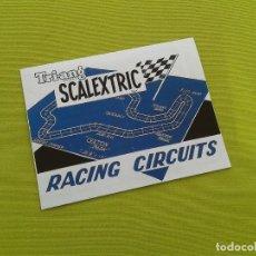 Scalextric: EXIN RACING CIRCUITS 1ª EDICIÓN. Lote 156718812