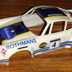 Scalextric: CARROCERIA PORSCHE CARRERA RS ROTHMANS SCALEXTRIC EXIN. Lote 74337749