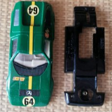 Scalextric: CARROCERIA Y CHASIS MERCEDES WANKEL SCALEXTRIC EXIN. Lote 159420778