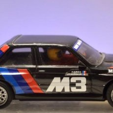 Scalextric: BMW M3 NEGRO -EXIN. Lote 75552427