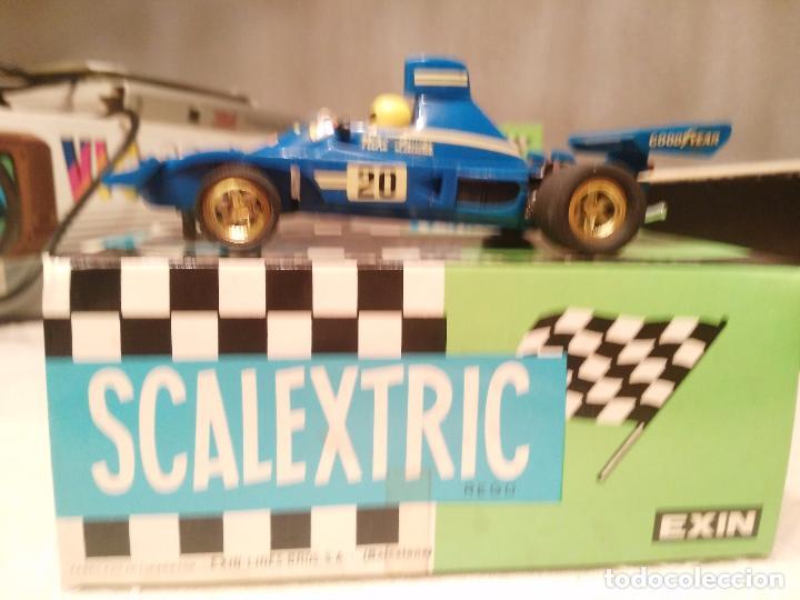 COCHE SCALEXTRIC FERRARI B3 (Juguetes - Slot Cars - Scalextric Exin)