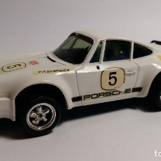 Scalextric - Porche Carrera RS color blanco , Ref. 4051/ 4066 , Made in Spain - 77241761