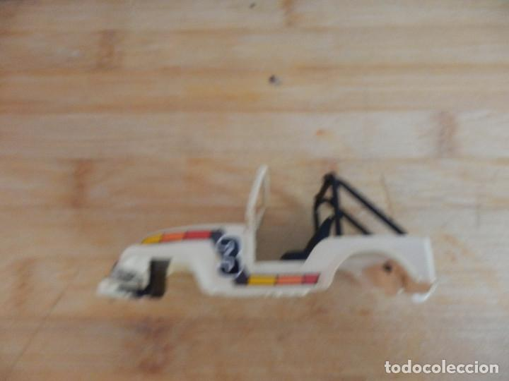 Scalextric: CARROCERIA STS ESCALEXTRIC EXIN JEEP - Foto 4 - 77499953