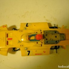Scalextric: SCALEXTRIC EXIN CARROCERIA Y CHASIS SIGMA AMARILLO. Lote 77989701
